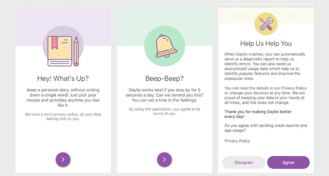 想抓住产品第一印象?看看这些引导页设计方法!
