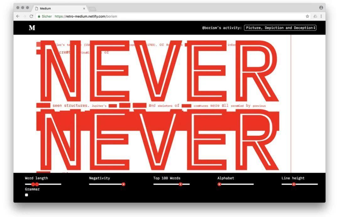 为什么所有的网站看起来都一样?